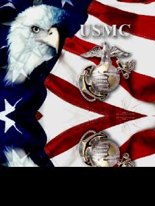 USMC USA-flag